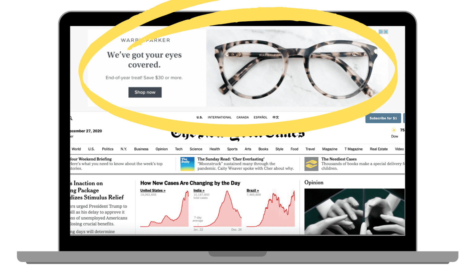 Programmatic Display + Native Advertising