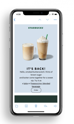 Purchase Receipt targeting with OTT